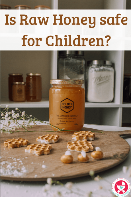 We know that raw honey has more benefits than regular honey, but Is Raw Honey safe for Children? Let's find out when kids can have raw honey & its benefits.
