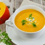 Easy Pumpkin Soup Recipe for Babies