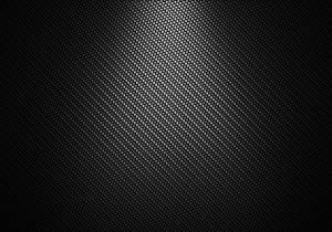Black carbon fibre texture material