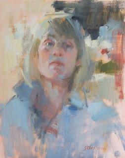 Portrait workshop online