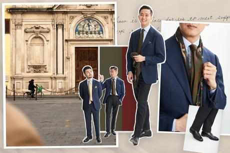 The Armoury's Spring Style Tips
