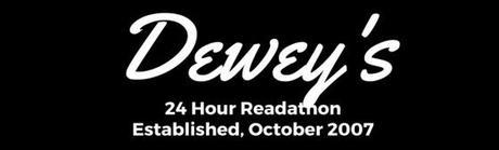 Dewey's 24 Hour Readathon – April 2021 Wrap Up