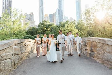 Samantha and Austin's Cop Cot Wedding in August
