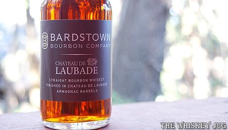 Bardstown Bourbon Laubade Armagnac Finish Label
