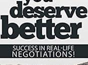 Deserve Better Yossi Maaravi #BookReview #BlogChatterA2Z #Books