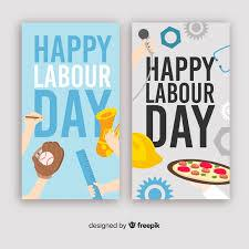 Find happy labor day sms, ecards, greetings, quotes, images, wishes, happy labor day quotes and sayings. Free Vector Happy Labour Day Banners