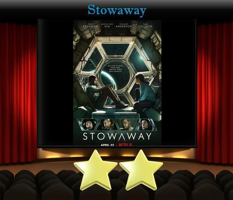 Stowaway (2021) Movie Review