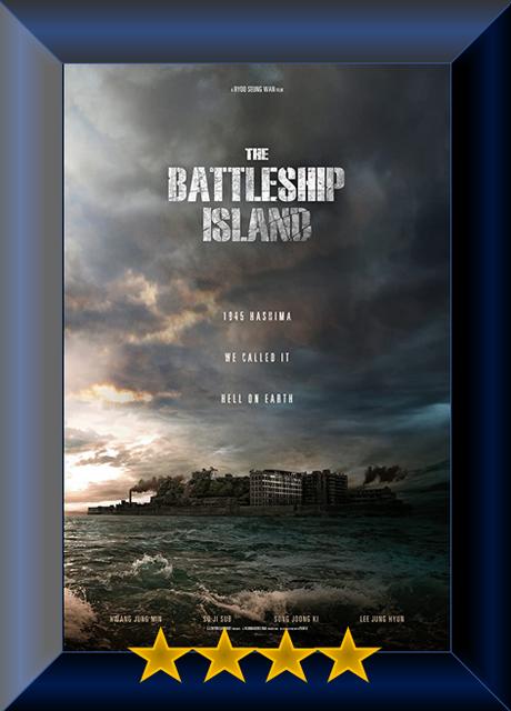 ABC Film Challenge – World Cinema – B – The Battleship Island (2017) Movie Review