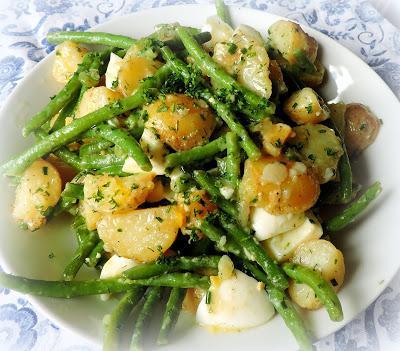 Potato, Egg & Green Bean Salad