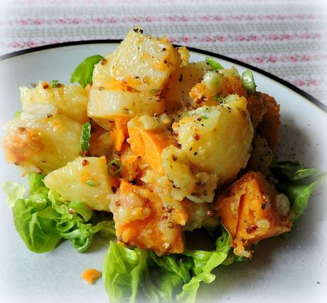 Honey Mustard Potato Salad