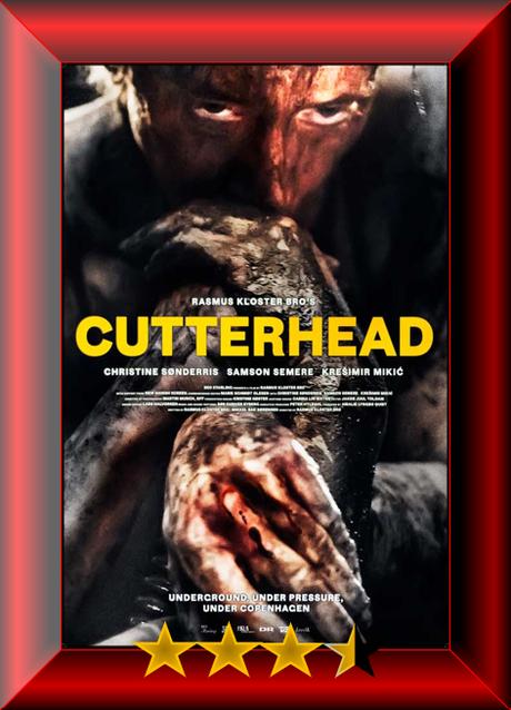 ABC Film Challenge – World Cinema – C – Cutterhead (2018) Movie Review