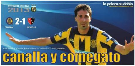 Each domain involves constraints that will encourage some movements but restrict others. LA PELOTA NO DOBLA: Inicial 2013: Rosario Central 2 ...