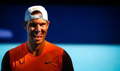 TENNIS ATP CUP PREPARATIONS