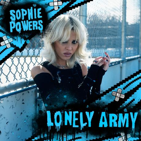 Lonely Army: Introducing Sophie Powers with the Long Q&A and 5 Quick Questions!