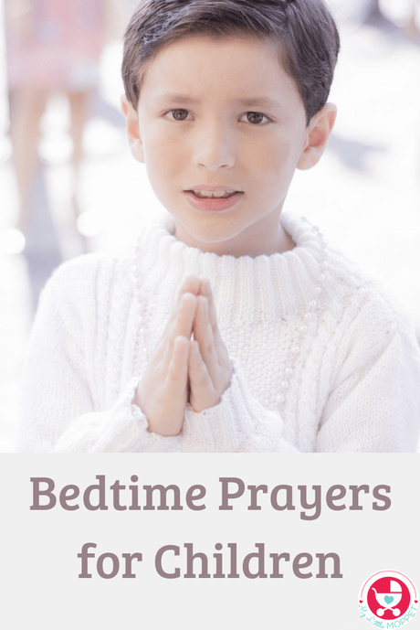 Soothe your child and help her have a good night's rest with these Simple Bedtime Prayers for Children. A gentle way to end the day on a positive note.