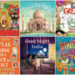 15 Children's Books about India