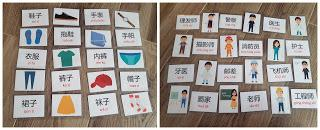 Magnetic Learning Placards for the bombshelter ft. Learn & Love