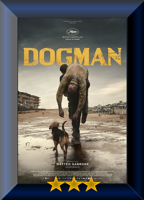 ABC Film Challenge – World Cinema – D – Dogman (2018) Movie Review