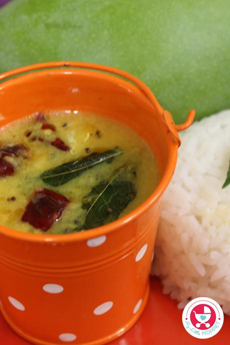 Are you running out of curry recipe ideas? Here is a simple recipe, Mango Dal Curry for Babies, which is best by taste and nutritional level as well.