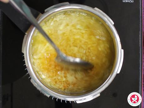 Mango Dal Curry for Babies