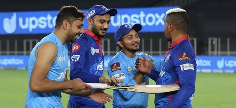 Covid strikes IPL screeches to a halt !!