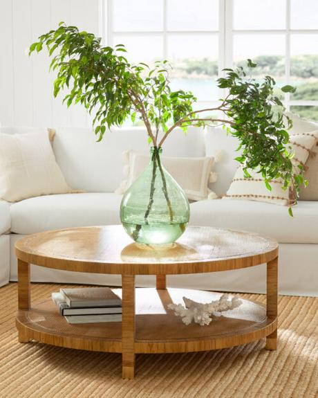 Just In: Serena & Lily Introduces New Rattan Furnishings for Indoors & Outdoors