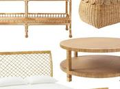 Just Serena Lily Introduces Rattan Furnishings Indoors Outdoors
