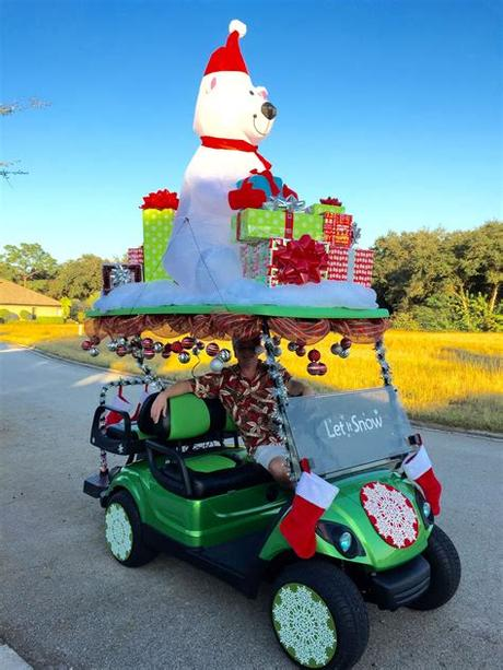 By goinpostalmarcus in living christmas. Unique Ideas For Christmas Parade Floats : Snow Hill ...