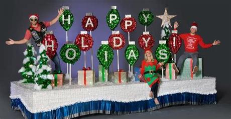 I hope this provides some great ideas on how to decorate your parade float inexpensively! Complete Holiday Parade Float Decorating Kit | Christmas ...