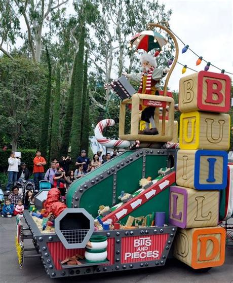It could simply be a workshop, in which the elves could be on a break, and the. Holiday Merriment at the Disneyland Resort