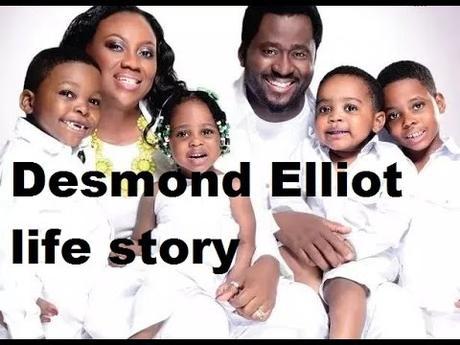 Desmond Elliot Biography, Twins, Wife, Career, Age, Net Worth