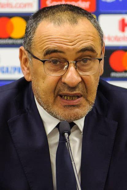 100 tl oyna, 100 tl kazan! Maurizio Sarri - Wikipedia, wolna encyklopedia