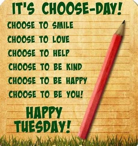 Some of these funny quotes will help you to add humor to your dull day with a smile and happiness. Happy Tuesday Images, Good Morning Tuesday Quotes Messages ...