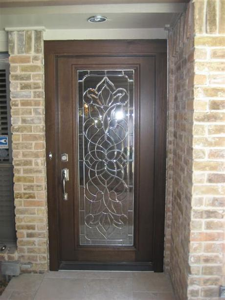 Glazing choices include dsb glass, plexiglas, tempered glass, clear lexan, wire glass and polycarbonate. Decorative Glass Wood Door Gallery - The Front Door Company