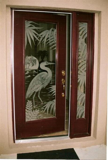 We offer the common standard dimensions but also custom dimensions and designs. Doors | Etched Glass | Etched Glass Design | by Premier ...