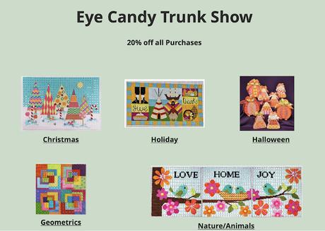 Trunk Show At Stitch By Stitch Needlepoint Gallery!