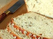 Sunflower Seed Bread with Honey