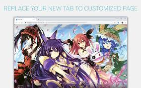 See more ideas about anime wallpaper, anime, anime wallpaper live. Date A Live Wallpapers Hd Custom Anime Newtab