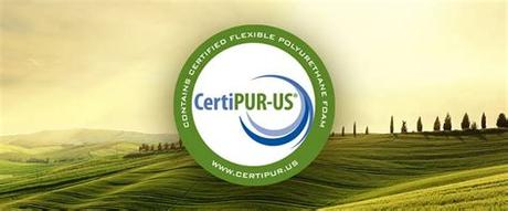 This certification is issued by the alliance for flexible polyurethane foam. CertiPUR-US | Memory Foam Mattress