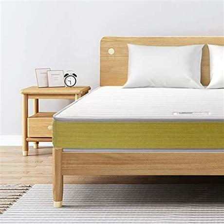 The upholstery attachment will help you get into the seams. Amazon.ca Spring Foam Hybrid Mattress with CertiPUR-US ...