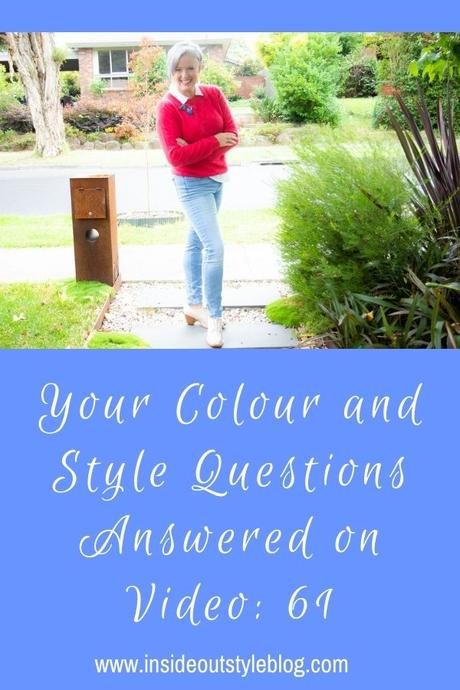 Your Colour and Style Questions Answered on Video: 61