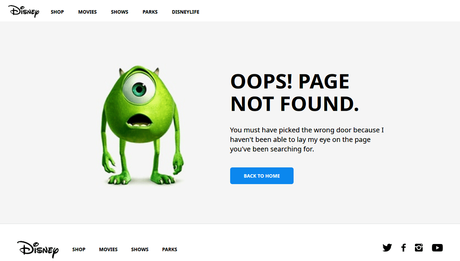 Page Not Found - Technical SEO Mistakes