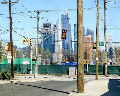 Friday Fotos: Hoboken Spring [Hallucinated City]
