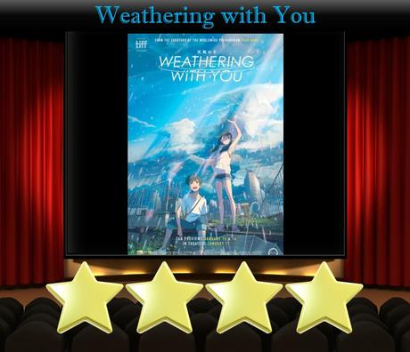 ABC Film Challenge – World Cinema – H – Weathering with You (2019) Movie Review