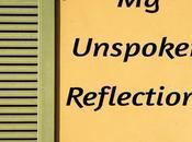 UNSPOKEN REFLECTIONS Meenal Mathur Sonal #bookreview @AuraofThoughts #bookchatter #books