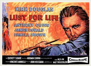 #2,565. Lust for Life (1956) - The Films of Kirk Douglas