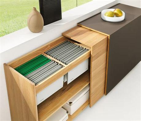 Coming in a great variety of colours include beech, maple, oak and many more. Luxury Modern Office Storage Cabinets - Cubus - Wharfside