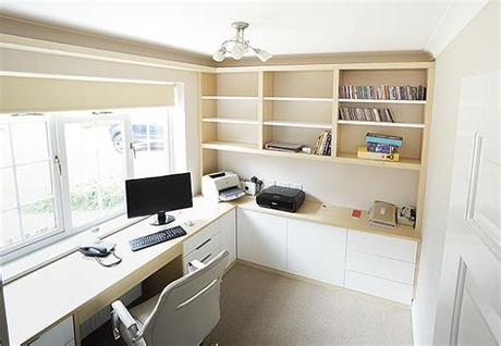 Find something to suit your office style and needs today. Fitted home Study Furniture