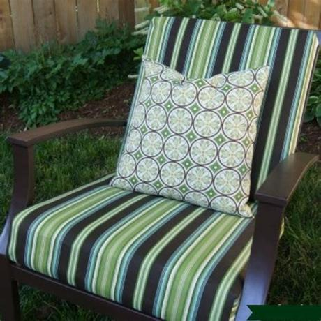 Shop allmodern for modern and contemporary outdoor cushions to match your style and budget. Outdoor Cushion Covers by Confessions of a Serial Do-It ...