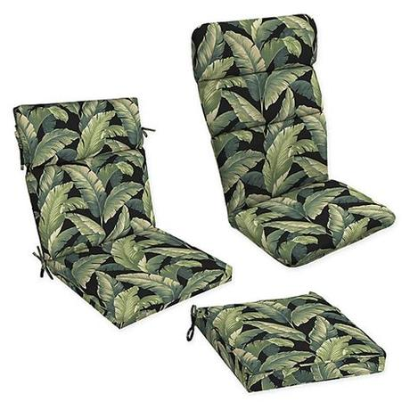 Transform your outdoor deck or patio with plush outdoor furniture cushions from frontgate for your outdoor furniture. Arden Selections™ Printed Outdoor Cushion Collection | Bed ...